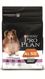 Pro Plan All Size Adult Performance
