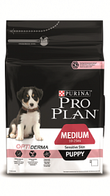 Pro Plan Medium Puppy Sensitive Skin