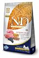 Farmina N&D Low Grain Dog Lamb & Blueberry Puppy Mini
