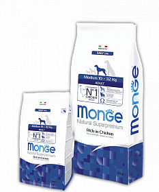 Monge Medium Adult